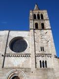 Città medievale di Bevagna in Italia centrale Fotografia Stock