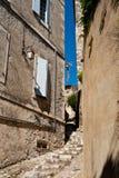 Città medioevale fotografia stock libera da diritti
