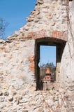 Città medioevale Fotografia Stock