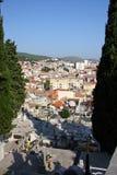 Città in montagne Immagini Stock Libere da Diritti