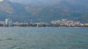 Città Montenegro di Budua archivi video