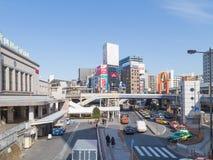 Città multilivelli immagini stock libere da diritti