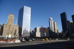 città New York Immagini Stock Libere da Diritti
