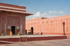 Città Palace Jaipur, India Immagine Stock Libera da Diritti