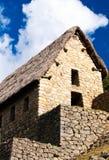 Città persa storica di Machu Picchu - il Perù Immagini Stock Libere da Diritti