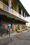 Città pittoresca di Port Louis in Mauritius Republic Fotografia Stock Libera da Diritti