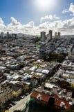 Città Scape di San Francisco Fotografie Stock Libere da Diritti