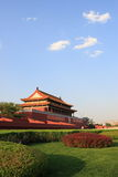 Città severa cinese Fotografie Stock