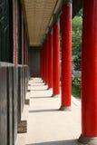 Città severa nella porcellana di Pechino Fotografia Stock Libera da Diritti