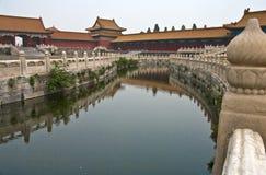 Città severa, Pechino, Cina Fotografia Stock