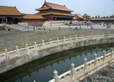 Città severa, Pechino, Cina Immagini Stock Libere da Diritti