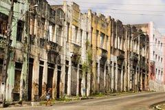 Città storica Fotografia Stock Libera da Diritti