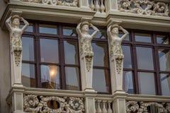Città storica del centro della Spagna Fotografia Stock Libera da Diritti