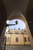 Città storica Turku Fotografie Stock