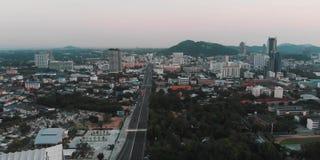 Città sudorientale del asean video d archivio