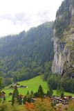 Città svizzera fotografia stock