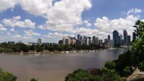 Città Timelapse di Brisbane archivi video