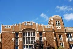 Città universitaria Fotografia Stock