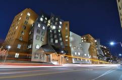 Città universitaria del MIT Fotografia Stock Libera da Diritti