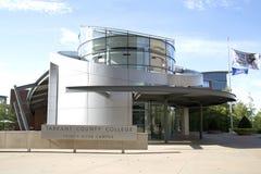 Città universitaria dell'istituto universitario della contea di Tarrant fotografia stock