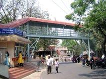 Città universitaria di Tirupati Immagine Stock