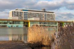Città universitaria Eindhoven di alta tecnologia Immagini Stock Libere da Diritti