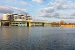 Città universitaria Eindhoven di alta tecnologia Immagine Stock