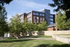 Città universitaria piacevole dell'istituto universitario della contea di Tarrant fotografia stock