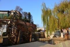 Città Vecchia alla Cina Fotografia Stock