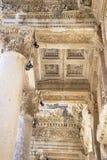 Città Vecchia di Ephesus. La Turchia Fotografie Stock Libere da Diritti