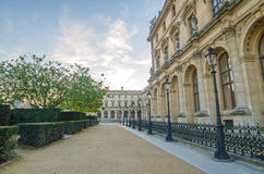 Città Vecchia di Parigi (Francia) Immagine Stock Libera da Diritti