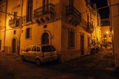 Città Vecchia in Gallipoli Immagine Stock Libera da Diritti