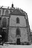Città Vecchia Hall Tower nel quadrato di Città Vecchia a Praga. Fotografia Stock