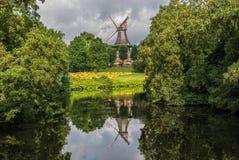 Città Vecchia meraviglioso Brema, Germania fotografia stock libera da diritti