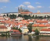 Città vecchia Praga Immagine Stock Libera da Diritti