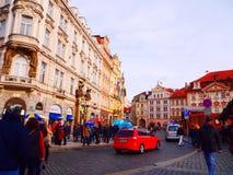 Città Vecchia (Praga) Fotografie Stock Libere da Diritti