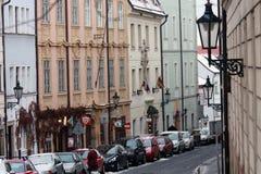Città vecchia Praga Fotografia Stock Libera da Diritti