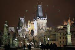 Città vecchia Praga Fotografia Stock