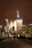 Città vecchia Praga Fotografie Stock