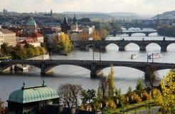Città Vecchia, Praga, repubblica Ceca Immagini Stock