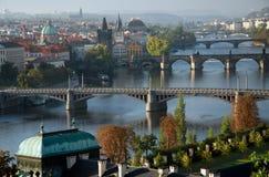 Città Vecchia, Praga, repubblica Ceca Fotografie Stock Libere da Diritti