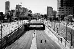 Città vuota Immagini Stock