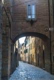 Città di Castello (Умбрия) Стоковые Изображения RF