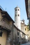 Città di Castello (Umbría) Imagen de archivo libre de regalías