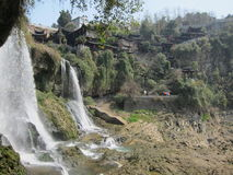 Città antica di Furong Immagine Stock
