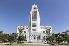 Citt? corridoio di Los Angeles Fotografie Stock Libere da Diritti