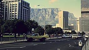 Citt? di Cape Town video d archivio