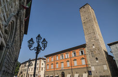 Città Di Castello (Umbrië) Royalty-vrije Stock Afbeeldingen