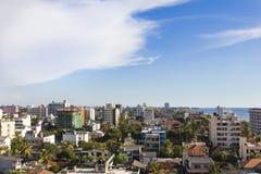 Città di Colombo Fotografie Stock Libere da Diritti