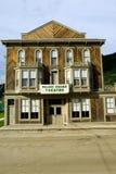 Città di Dawson Fotografie Stock